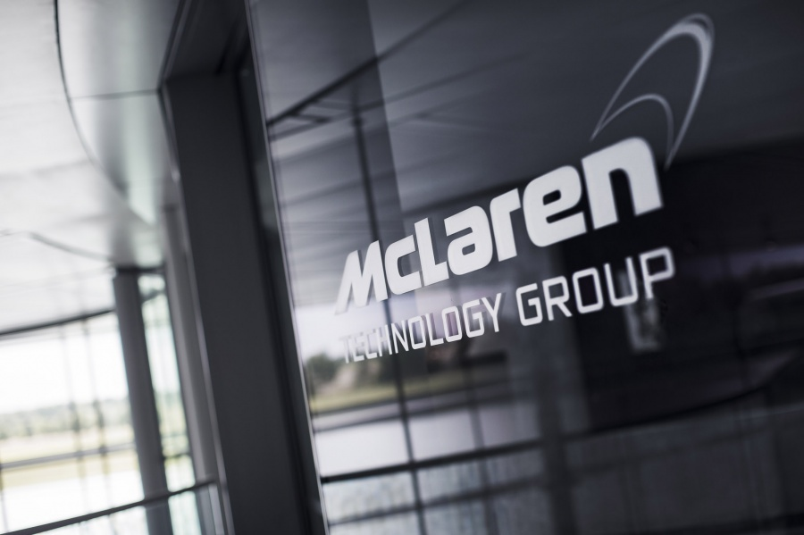 A visit to McLaren technological centre in Woking England.