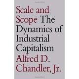 Scale and Scope. The dynamics of industrial capitalism